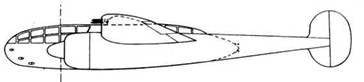 Проект ночного истребителя «Шрайк» в конечном итоге пре вратился в самолет P-61.