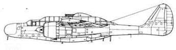 XP-61 YP-61