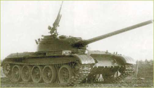 Опытный <a href='https://arsenal-info.ru/b/book/2313473215/25' target='_self'>огнеметный танк</a> «объект 481».