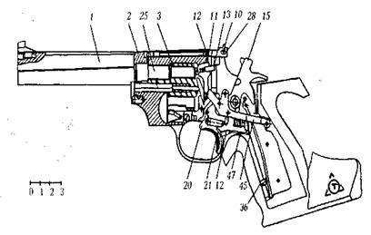 Спортивный револьвер ТОЗ-49