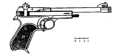 Пистолеты «Дрель»и «Марго»