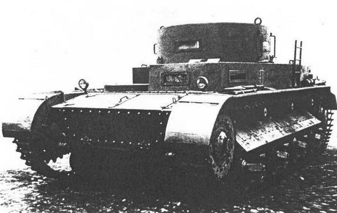 Прототип VK2001 (Rh), 1935 год.