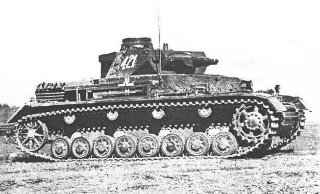 Pz.IV Ausf.B, Восточный фронт, лето 1941 года.