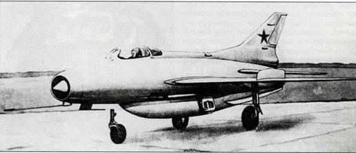 Е-50А. За отсутствием подлинника приходится пользоваться его «дорисованной» фотографией