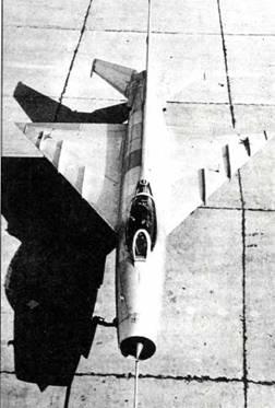 Е-5 в серийном производстве получи обозначение МиГ-21