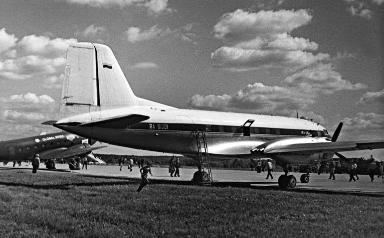 Глава 12 Ил-14 – последний поршневой авиалайнер