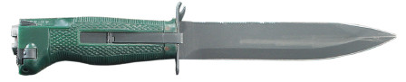 15.Нож разведчика специальный – 2 (НРС-2)