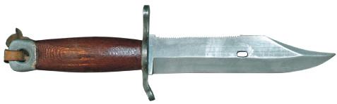 17.Экспериментальный нож Р.М. Тодорова образца 1956 года