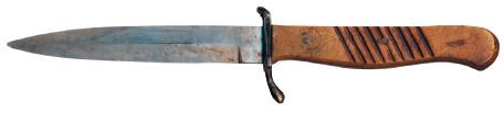 99.Окопный нож