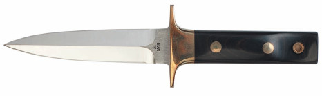 160.Al Mar Fang Boot dagger