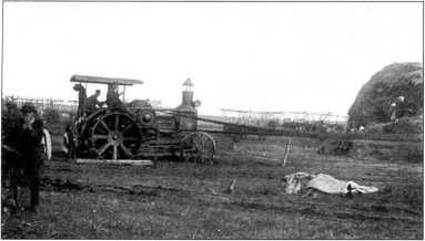Трактор «Румели» (фотографию предоставилМ. Соколов).