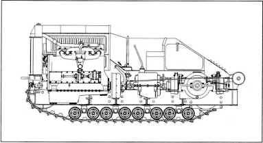 Трактор БИВ. Проект.