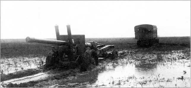 Испытания возкой пушки А-19 (РГВА).
