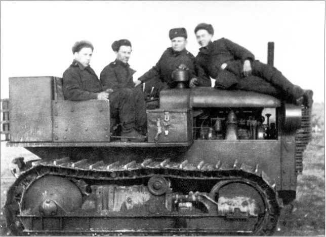«Аллис-Чалмерс» НД-7 (HD-7W)(архив автора).