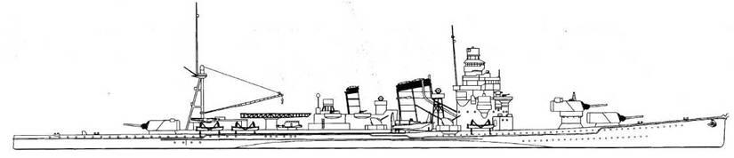 Furutaka Class Furutaka, 1941