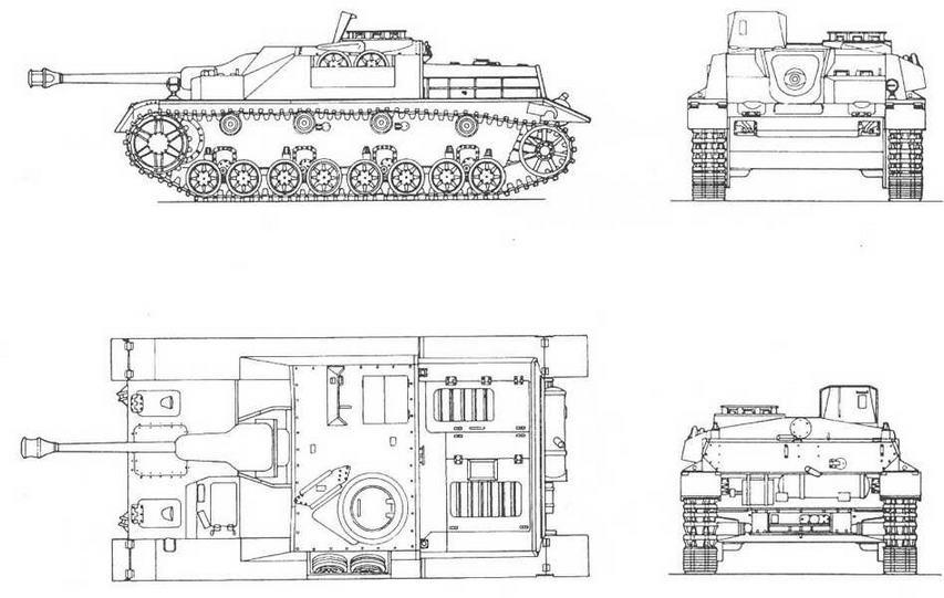 SturmGeschutz IV /SdKfz 163/