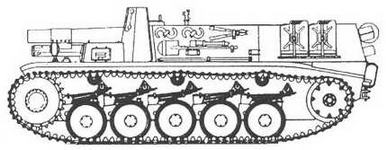 Sturmpanzer II Ausf A /SdKfz 121/