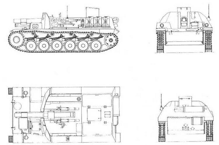 Sturmpanzer II /SdKfz 122/