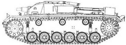 StuG III ausf A-В /SdKfz 142/