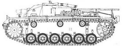StuG III ausf C-D /SdKfz 142/