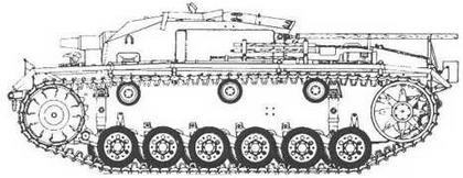 StuG III ausf E /SdKfz 142/