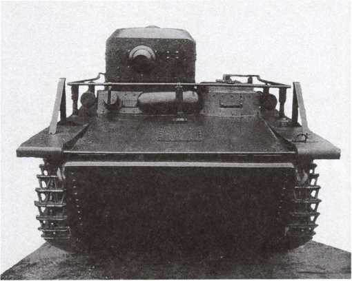 ТАНКИ Т-37А