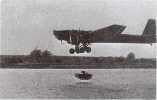 КОЛЕСНО-ГУСЕНИЧНЫЕ ТАНКИ Т-43