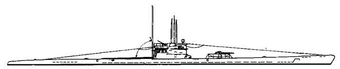 Подводная лодка IX С серии, 1941 г.