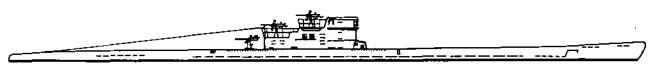 Подводная лодка IX С серии, 1944 г.