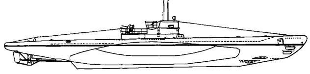 Подводная лодка VII С/42 серии