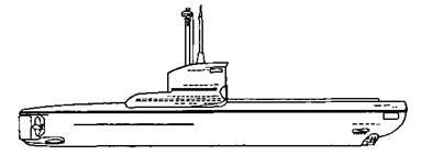 Подводная лодка ХХIII серии