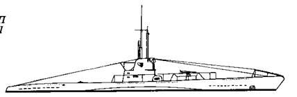 Подводная лодка IIВ серии