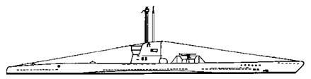 Подводная лодка IIС серии