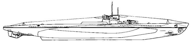 Подводная лодка VHD серии