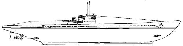 Подводная лодка XX серии