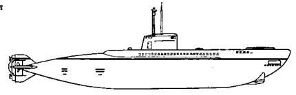 Подводная лодка XVIIВ серии