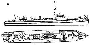 "4. Торпедные катера ""S-I4 и ""S-18, 1939 г."