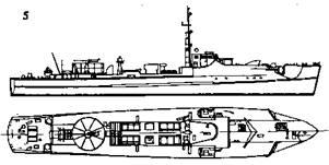 """5. Торпедный катер """"S-30, 1939 г."""