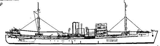 """Вспомогательный крейсер-рейдер """"Михель"""""""