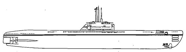 Крейсерские подводные лодки