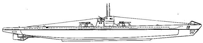Проект подводной лодки III серии