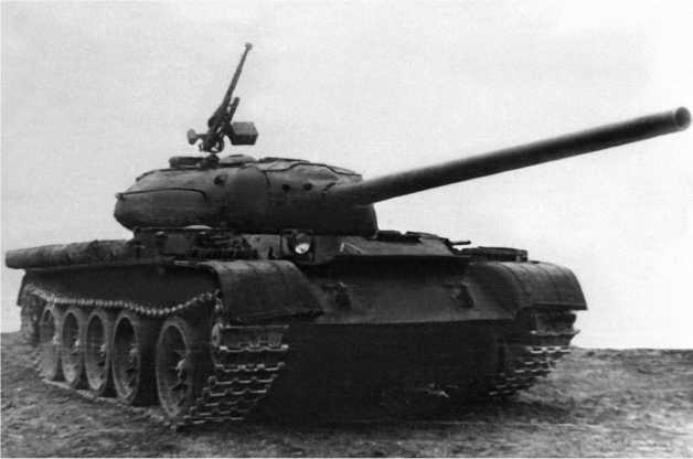 Средний танк Т-54-1.