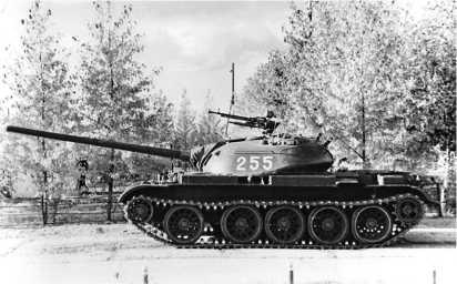 Средний танк Т-54-2.
