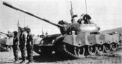 Средний танк Туре 69II.