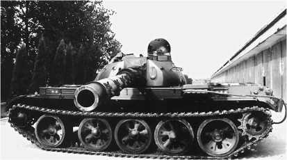 Основной боевой танк Туре 79.