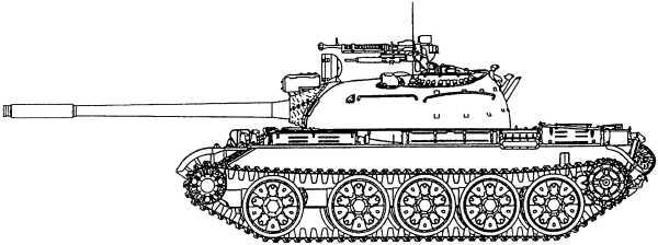 Т-54АМ.