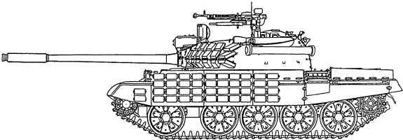 Т-55АМВ.