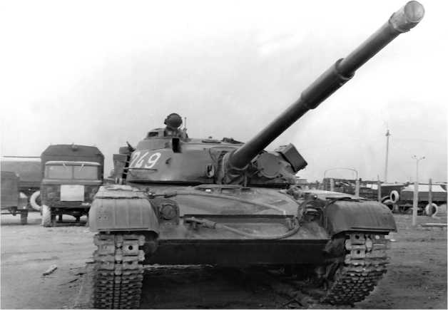 Основной танк Т-64 (объект 432).