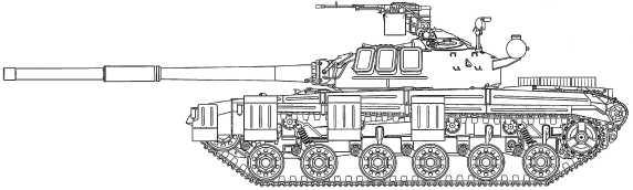 Т-64А.