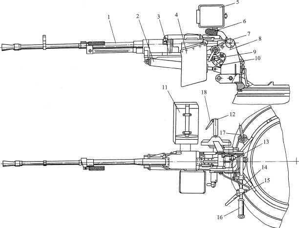 Зенитно-пулеметная установка: